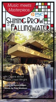 Opera about Frank Lloyd Wright
