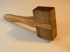 Roy's Mystery Mallet #3: Dressed and Ready for Work - by pastorglen @ LumberJocks.com