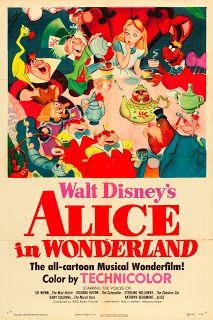 Alice in Wonderland TBT: See All 53 Walt Disney Animation Movie Posters Disney Films, Walt Disney Animated Movies, Animated Movie Posters, Disney Movie Posters, Best Movie Posters, Classic Movie Posters, Vintage Movie Posters, Disney Wiki, Cartoon Posters