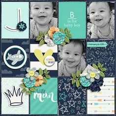 Little Man Bundle by Dream Big Designs and Sugary Fancy http://www.sweetshoppedesigns.com/sweetshoppe/product.php?productid=33393&cat=803&page=2 365Unscripted: Stitched Grids 2 by Traci Reed http://www.sweetshoppedesigns.com/sweetshoppe/product.php?productid=25746&cat=&page=1