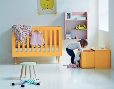Baby bed picture