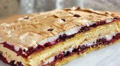 "Un desert frumos și incredibil de gustos. Tort polonez ""Pani Walewska"" - Bucatarul"