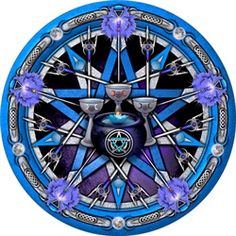 Water Elemental Pentacle