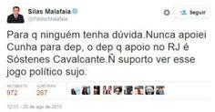 osCurve Brasil : Malafaia é alvo de críticas no Twitter após recuar...