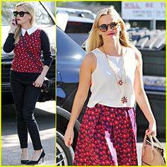 #Reese Witherspoon Gushes Over Dolly part on sporting pocket book She Designed --- More News at : http://RepinCeleb.com  #celebnews #repinceleb #CelebNews