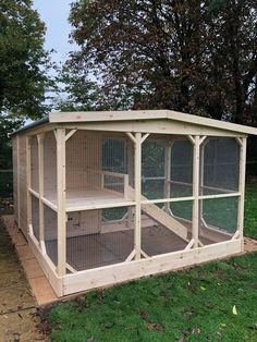 Creative and Great Simple Cat Cages Lateral or Un . Creative and Great Simple Cat Cages Lateral or Un … Backyard Chicken Coops, Chicken Coop Plans, Diy Chicken Coop, Chickens Backyard, Bunny Cages, Cat Cages, Rabbit Cages, Rabbit Enclosure, Outdoor Cat Enclosure