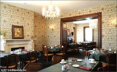 The Bissell Mansion Restaurant - Mystery Murder Dinner Theatre