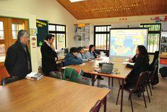 Taller de Comunicación Efectiva para Fiscales Escolares. Escuela Manuel Francisco Mesa Seco, Llancanao