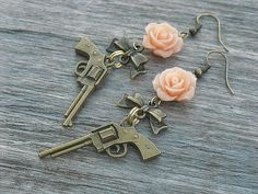 Guns 'n' Roses Earrings