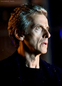 Peter Capaldi: The Twelfth doctor Peter Capaldi Doctor Who, Doctor Who 12, 12th Doctor, Twelfth Doctor, Time Lords, Dream Guy, Dr Who, Great Friends, Superwholock