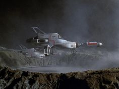 Moonbase Interceptor from Gerry Anderson's UFO TV Series Joe 90, Space Tv Shows, Ufo Tv Series, Thunderbirds Are Go, Unidentified Flying Object, Sci Fi Tv Shows, Cult Movies, Classic Tv, Super Cars