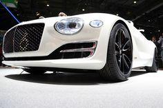 Bentley EXP 12 Speed concept live photos: 2017 Geneva Motor Show Bentley Motors, Geneva Motor Show, 2017 Photos, Car Engine, Luxury Cars, Concept, Live Photos, Vehicles, Images