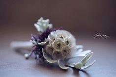 Boutonniere by Dalia's Fine Designs