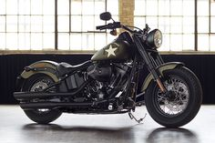 Moto Fat Custom Softail Slim S 2016 | Harley-Davidson España