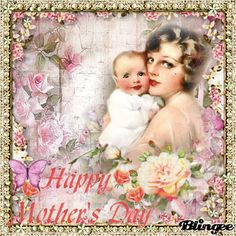 vintage+mother's+day+images   Happy Mothers Day Vintage Happy mother's day - vintage