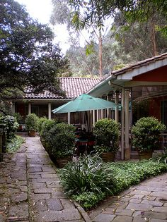 campus cafe, Universidad de los Andes, Bogotá, Colombia