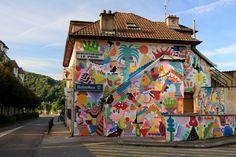 street-art | graffiti | bien urbain |