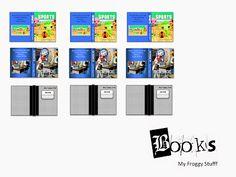 My Froggy Stuff: free printables