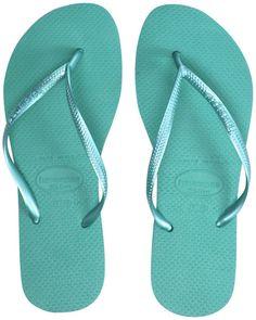 Turquoise Havianas!!!! ;)