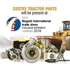 Costex Tractor Parts ( Used Equipment, Heavy Equipment, Tractor Parts, Heavy Machinery, Sale Promotion, Spare Parts, Caterpillar, Tractors, Online Business