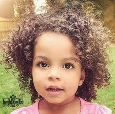 Olivia - 2.5 Years • African American & Caucasian ❤