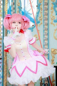 #anzujaamu #kawaii #cosplay #madoka