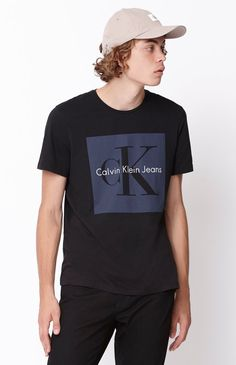 Jeans Box Graphic T-Shirt