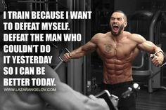 Fitness Motivation 》Lazar Angelov