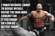Fitness Motivation 》Lazar Angelov