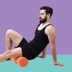 Foam Roller Exercises & Health Benefits - Thrillist