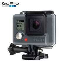 Buy best black Original GoPro Hero CHDHA-301 Action Sports Camera from Tomtop.com. Cheap Sports & Action Camera online, various discounts are waiting for you
