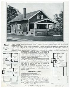 1000 images about 1920 bungalow home on pinterest 1920s for 1920 bungalow house plans