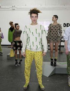 #Degen Fall 2013 #fashion #NYFWFall2013