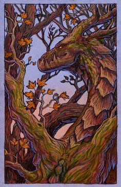 Sketchbook - Emily's Autumn Spirit by emla.deviantart.com on @deviantART
