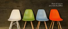 Siempre digo que quién tiene una silla de diseño tiene un tesoro porque es la pieza representativa por excelencia de la historia del diseño industrial del S. XX y a través de ella se han dado a conocer y se han consagrado los grandes maestros de este siglo.Son piezas únicas donde sus…