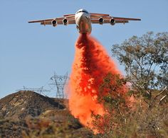 2012-11-05 Devore Fire, Cajon Pass In Southern California By Rick McClure