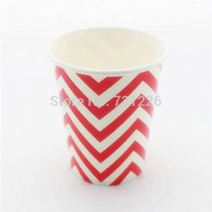 Crystal Emotion Promotion Chevron Paper Cups (12Pcs/Pack) For Party Dinnerware Decoration http://www.easterdepot.com/crystal-emotion-promotion-chevron-paper-cups-12pcspack-for-party-dinnerware-decoration/ #easter  type:event & party supplies is_customized:yes color:black,blue,green,pink,red,yellow brand name:productsforparty occasion:children's day model number:9oz event & party item type:party favor event & party item type:paper cup occasion:birthday party, baby shower, wedding deco..