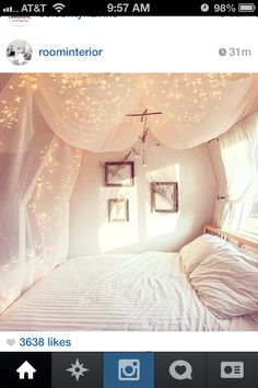 Want this with darker sheets so there's no light