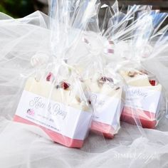 Soap favors - just an idea to run by kailynn especially if im going to attempt to make some in diamond shapes