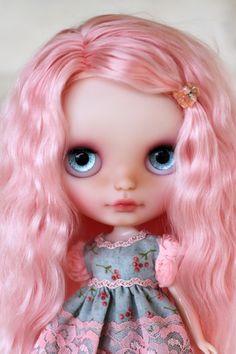 Custom Blythe Doll by Sweet Days Dolls