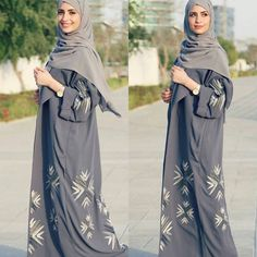 """1,783 Likes, 15 Comments - Hijab Fashion Inspiration (@hijab_fashioninspiration) on Instagram: """"Hi beauties get ready to follow this gorgeous, unique and stunning Abaya collection (Al abaya…"""""""