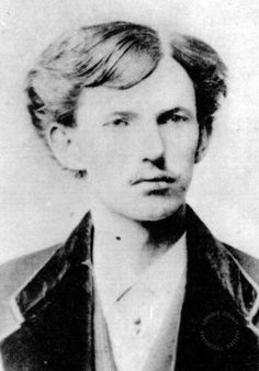 John Henry Holliday...aka Doc Holliday....Georgia's famous son when he graduated from the Pennsylvania College of Dental Surgery on March 1, 1872. He would not receive his dental licence until August because he was not 21 years of age until then.