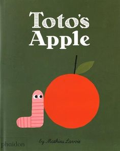 The apple is up high. Toto is down low. Toto wants the apple. Toto has an idea. Like Toto, Mathieu Lavoie loves apples. Unlike Toto, Mathieu has a ladder, and he and his family get to pick the freshes