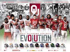 Oklahoma Football - Front https://www.fanprint.com/licenses/akron-zips?ref=5750