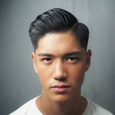 50 Best Asian Hairstyles For Men Guide) Hard Part Comb Over Fade For Asian Hair – Best Asian Hairstyles For Men: Best Asian Men's Haircuts Mens Medium Length Hairstyles, Mens Hairstyles Fade, Undercut Hairstyles, Asian Hairstyles Men Short, Men Hairstyle Short, Braided Hairstyles, Short Quiff, Japanese Hairstyles, Hair And Beauty