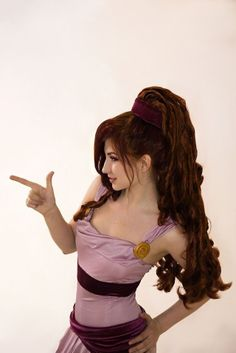Disney Cosplay Me enamore de ese eloooo D: D: Mika shora Epic Cosplay, Amazing Cosplay, Cosplay Outfits, Cosplay Girls, Cosplay Costumes, Cosplay Ideas, Cosplay Hair, Costume Makeup, Megara Cosplay
