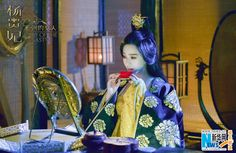Fan Bing Bing in 'Lady of the Dyansty' starring as Yang Guifei, one of the 4 great beauties in ancient China.