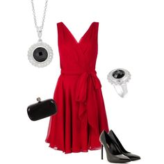 """KJP157 After Midnight"" by jewelpop on Polyvore"