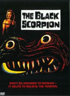 black and white monster movie images | ... » Movie Collector Connect » Movie Database » The Black Scorpion