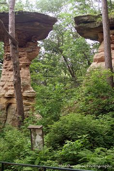 Stand Rock in the Dells of Wisconsin Wisconsin Vacation, Wisconsin Dells, The Places Youll Go, Places To See, Vacation Spots, Vacation Ideas, Travel Usa, The Great Outdoors, State Parks